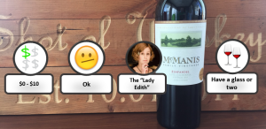 McManis Zinfandel Rating