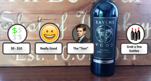 Ravenswood Zin Lodi Rating