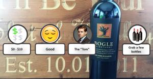 Bogle Zinfandel Rating