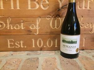 McManis Pinot