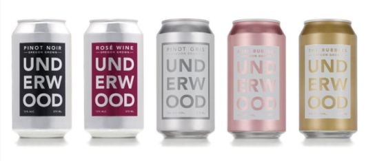 Underwood in a can