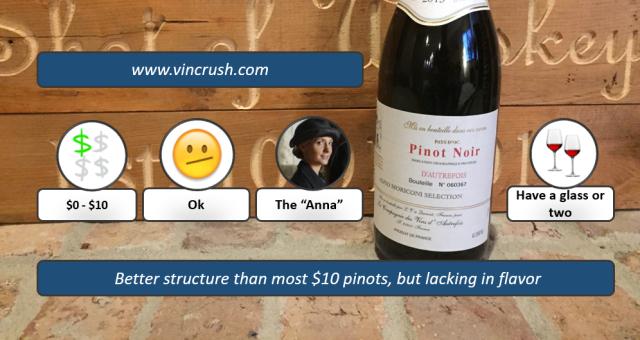 Autrefois Pinot Review