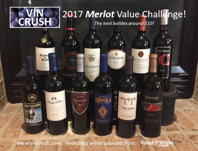 Merlot Challengers