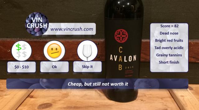 12 Avalon Cab Review
