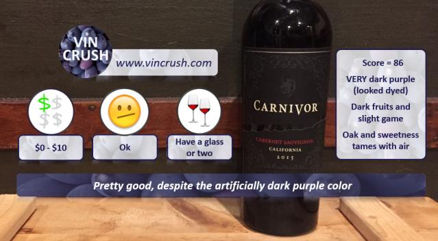 7 Carnivor Cab Review