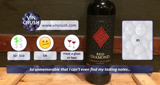 8 Red Riamond Cab Review